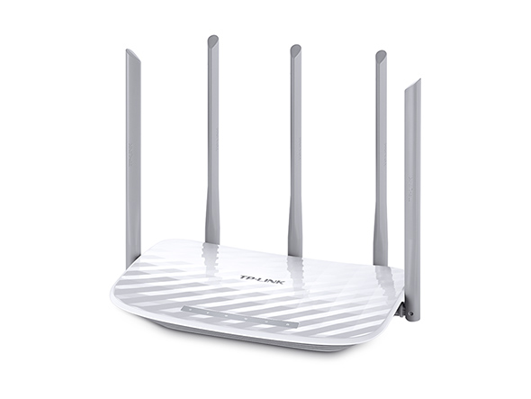 Archer C60, TP-Link,AC1350 Wireless Dual Band Router