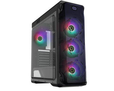 GAMEMAX STARLIGHT BLACK Gaming Case