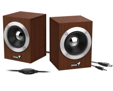 Genius SP-HF280 (wood) Speaker