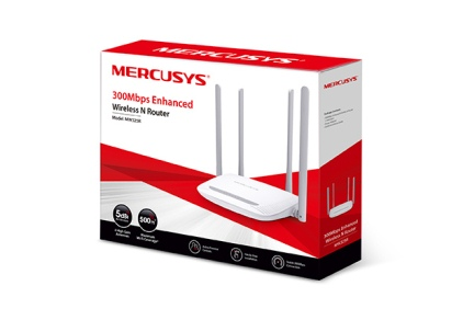 MERCUSYS MW325R Router როუტერი