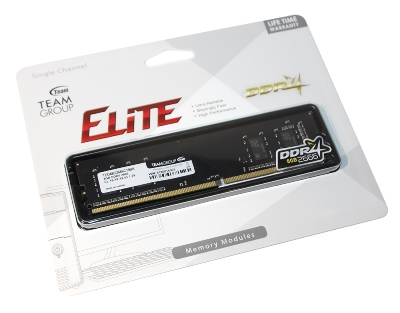 DDR4 8GB 2666 TEAM ELITE