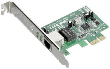 TG-3468 Gigabit Laan adapter
