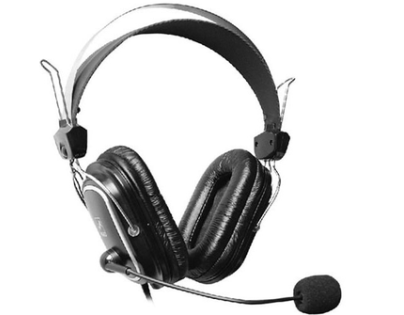 A4Tech HS-50 HEADSET BLACK