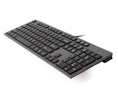 A4Tech KV-300H X-KEY LSOLATION KEYBOARD USB GREY