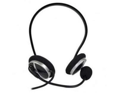 A4Tech HS-5P HEADSET BLACK