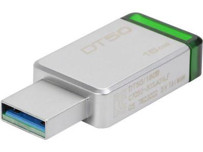 Kington DT50/16 16GB usb 3.1