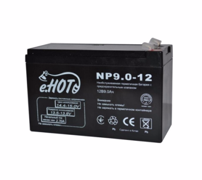 ENOT NP7.0-12 battery 12V 7Ah