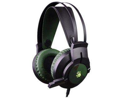 A4Tech J437 BLOODY HEADSET ARMY GREEN USB