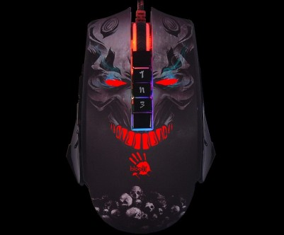 A4Tech P85 BLOODY 5K OPTICAL GAMING MOUSE USB