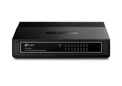 TL-SF1016D TP-Link  16-port switch