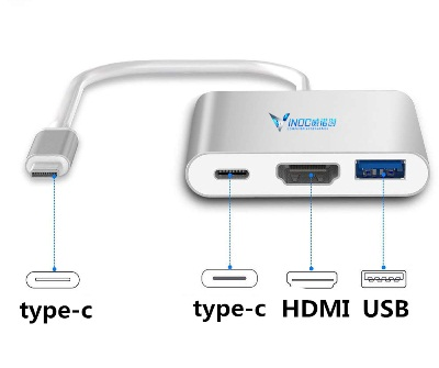 Type-C To HDMI USB Type-C Transfer