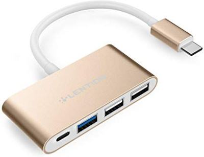 Type-c To 2x USB2.0 + USB3.0 Adapter
