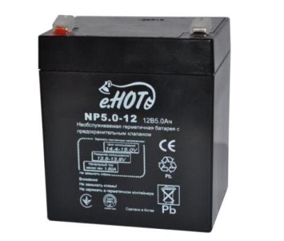 ENOT NP5.0-12 battery 12 V / 5 Ah