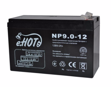 ENOT NP9.0-12 Battery 12V 9Ah