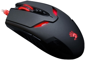 A4Tech V4MA BLOODY GAMING MOUSE USB BLACK