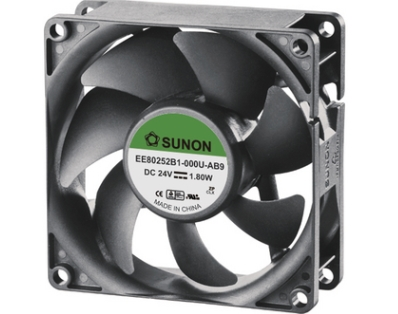 SUNON EE80252B2-000U-AB9 24V 1.40W 80*80*25MM inverter fan