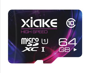 Xiake Micro SD 64GB High-Speed